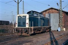 211 009 Bielefeld (A. Lippincott) Tags: db bahn lok baureihe 211 diesel v100 bw osnabrück owl nrw bielefeld