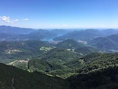 Vista dal Monte Lema sul Malcantone Golfo di Caslano (CANETTA Brunello) Tags: novaggio caslano golfo vista svizzera malcantone panorama monte lema
