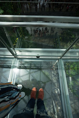 20190616-DSC05771 (Inno'vision) Tags: jewel changiairport jewelchangi indoor garden rainvortex canopypark singapore scape waterfall