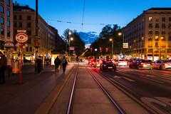 Opera de Viena (Maria Eklind) Tags: skymmning bluehour austria staatsoper operadeviena vienna theopera opera wien gemeindebezirkinnerestadt österrike