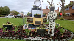 Apollo 11 Floral display  Flowerbeds near bus station, Huntingdon 14th June 2019 006 (D@viD_2.011) Tags: apollo11floraldisplayflowerbedsnearbusstation huntingdon14thjune2019