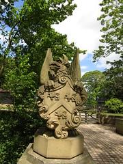 IMG_1976 (belight7) Tags: stone statue eton college bridge entry uk england griffin crest