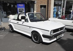 convertible dub (seanofselby) Tags: golf gti convertible very volkswagen