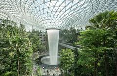 20190616-DSC05524 (Inno'vision) Tags: jewel changiairport jewelchangi indoor garden rainvortex canopypark singapore scape waterfall