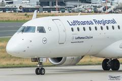 Lufthansa Regional (CityLine) Embraer ERJ-190LR D-AECG Heppenheim/Bergstraße (893297) (Thomas Becker) Tags: lufthansa regional cityline clh embraer erj190lr erj 190 erj190100 e190 daecg staralliance cn19000368 ptxng 270710 lh1372 wroclaw wro fraport flughafen airport aeroport aeropuerto aeroporto fra eddf frankfurt plane spotting aircraft airplane avion aeroplano aereo 飞机 vliegtuig aviao аэроплан samolot flugzeug germany deutschland hessen rheinmain nikon d800 nikkor 70200 vrii fx raw gps aviationphoto cthomasbecker 170728 taxiing noseshot geotagged geo:lat=50039523 geo:lon=8596970 aerotagged aero:airline=clh aero:man=embraer aero:model=erj190 aero:special=lr aero:tail=daecg aero:airport=eddf