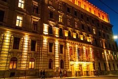 Austria Trend Hotel Savoyen Vienna (Maria Eklind) Tags: skymmning savoy bluehour hotel austria savoyen austriatrendhotelsavoyenvienna vienna wien gemeindebezirkinnerestadt österrike
