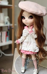 Pink, Pink And Pink (Little Queen Gaou) Tags: doll dolls pullip fullcusto artist art monster high mh groove junplanning jun planning meeting rencontre friend amie poupée collection photography photographie inspiration cute mignon kawai lolita rock