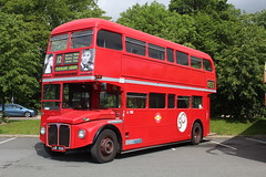 London Buses RML2551 / JJD 551D (TEN6083) Tags: transport bus buses publictransport nebuses