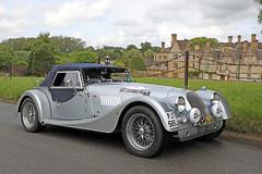 Morgan Plus 8 (2000) (Roger Wasley) Tags: morgan plus8 pjt585j brockhampton court gloucestershire kates cotswold rally cotswolds classic car