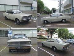 78-98-HR VAUXHALL VIVA  1969 Arnhem (willemalink2) Tags: 7898hr vauxhall viva 1969 arnhem