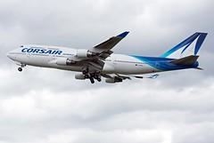 F-HSEA Boeing 747-422 (Irish251) Tags: corsair boeing b744 747 747400 dublin dub eidw