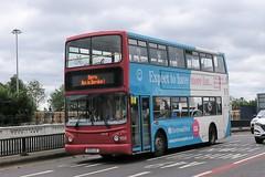 10822 20190605 Warrington V103 LGC (CWG43) Tags: bus uk warringtonboroughtransport warrington volvo b7tl alexander v103lgc londoncentral goaheadlondon avl3