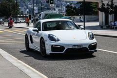 Switzerland (Ticino) - Porsche 981 Cayman GTS (PrincepsLS) Tags: switzerland swiss license plate lugano spotting ti ticino porsche 981 cayman gts