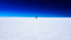 Salar de Uyuni, Bolivia (ravalli1) Tags: bolivia uyuni salar southamerica andes altiplano nature saltflat aymara trip vacations 2019 sky blue