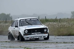 269 of Year 5 - Mark 2 (I'm Tim Large) Tags: ford escort mk2 mark2 rally car rallying fast speed rain 365 269 fuji fujifilm xe1 quick wet raining 55200mm