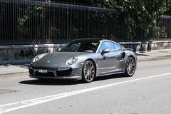 Switzerland (Ticino) - Porsche 991 Turbo (PrincepsLS) Tags: switzerland swiss license plate lugano spotting ti ticino porsche 991 turbo