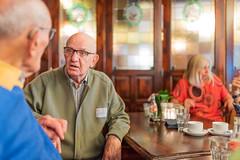Opa van Zurk 90 jaar (Merlijn Hoek) Tags: johannashof castricum opavanzurk familie family portrait