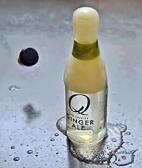 Pop N Pop (☼☼ Jo Zimny Photos☼☼) Tags: odc snackcracklepop cork popped bottle qspectaculargingerale messy carbondioxide gmofree