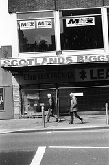 27660017 (X-Ray Alpha Photography) Tags: 35mm ilford hp5 hp5plus glasgow trongate derelict derelicts abandonedbuilding