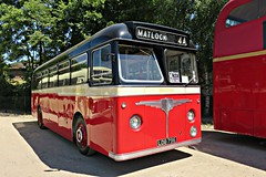 1960 Leyland Tiger Cub Bus, LDB 796 (HighPeak92) Tags: preservedbuses peakparkpreservedbusgathering peakrail peakdistrict derbyshire canonpowershotsx700hs