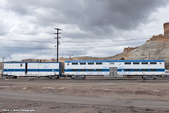 _5MW1854 (mswphoto44) Tags: up union pacific passenger mow maintenance snow railroad car wy green river train blizzard bus