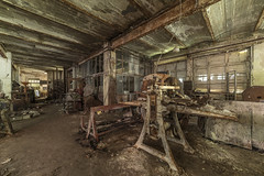 sweet factory (Cranked side) Tags: urbex exploring abandoned decay rust samyang nikon