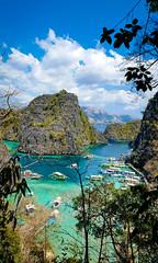 Coron - Palawan -Philippines (Valdy71) Tags: coron palawan philippines filippine sea seascape seaside color valdy travel nikon clear water beauty beautiful destination