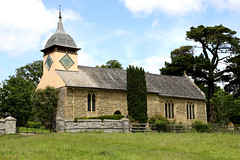 St Michael and All Angels, Croft Castle (Roger Wasley) Tags: stmichaelandallangels croftcastle nationaltrust church architecture history historic exterior holy building statelyhome