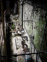 (Toby.Batchelor [insta: @tobybatchelor]) Tags: urbex abandoned ue derelict spooky forgotten old rusty crusty