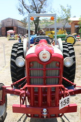 Spring Tractor Show (AGSEM1976) Tags: agsem farm milk cow parade pinata games prizes kids family fun lima beans tractors trains auto cars deere mccormick farmall tonka caterpillar steam gas diesel spring fathersday