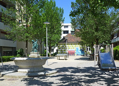 Pfirteranlage (Dystopos) Tags: rhein2019 may2019 himmelfahrt spielplatz playground pfirternlage pfirtergasse basel
