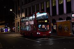 Arriva London HV48 on Route N29, Tottenham Court Road (e400olympus) Tags: arriva london hv48 lj62bgk volvo b5lh wright wrightbus gemini 2