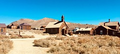 Lookin for ghosts... (simbajak) Tags: bodie california ghost town wood brown wooden ghosttown fall