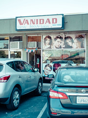 San Jose, California (bior) Tags: pentax645d mediumformat sanjose california street nailsalon beautysalon beautyparlor
