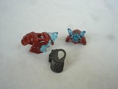 70671 - new equipments (fdsm0376) Tags: lego set review 70671 ninjago lloyd journey blizzard warrior wolf kitsune