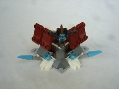 70671 - bunker (fdsm0376) Tags: lego set review 70671 ninjago lloyd journey blizzard warrior wolf kitsune