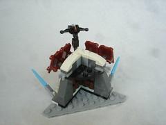 70671 - bunker rear (fdsm0376) Tags: lego set review 70671 ninjago lloyd journey blizzard warrior wolf kitsune