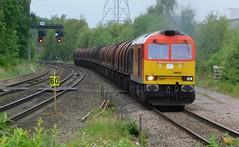 "60039 ""Dove Holes"" - Water Orton, Warwickshire (The Walsall Spotter) Tags: dbschenker class60 60039 tug diesel locomotive doveholes waterorton railway warwickshire uk networkrail british railways"