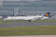 CRJ-900 D-ACKG Frankfurt 19.05.19 (jonf45 - 5 million views -Thank you) Tags: airliner civil aircraft jet plane flight aviation frankfurt am main international airport eddf germany crj 900 lufthansa regional crj900lr dackg