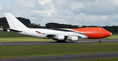 LX-MCL (PrestwickAirportPhotography) Tags: egpk prestwick airport cargolux boeing 747 b747 lxmcl