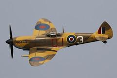 Photo of BBMF Spitfire Mk IXc MK356