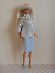 Annabelle (BackToTheChildhood80) Tags: barbie doll mattel style blond hair fashion