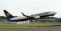 EI-EVA (PrestwickAirportPhotography) Tags: egpk prestwick airport ryanair boeing 737 b737 eieva