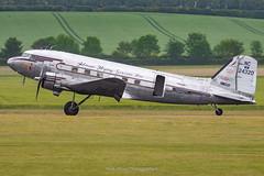 C-47A Miss Montana N24320 (Mark_Aviation) Tags: c47a miss montana n24320 c47 dc3 dakota dakotas c53 aircraft iwm duxford daks over normandy