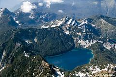Cascade Mountains (Susie Butler) Tags: flight seattle washingtonstate washington flying mountain mountains