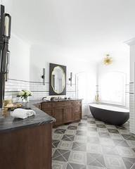 eckle master bath001 (LucyandCompany) Tags: interiordesign interiors design decorating decor lucyandcompany eckle master masterbathroom bathroom