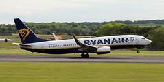 EI-DCY (PrestwickAirportPhotography) Tags: egpk prestwick airport ryanair boeing 737 b737 eidcy