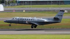 03-0016 (PrestwickAirportPhotography) Tags: egpk prestwick airport united states army cessena citation uc35b 030016