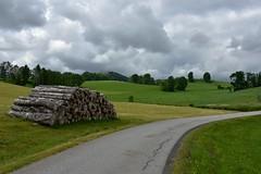 before the storm (robert.freitag) Tags: nikon nikond7200 nikkor landscape landschaft bavaria bayern vacation urlaub sky himmel clouds wolken hobbyfotografen