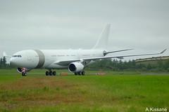 QATAR GOVERNMENT A330 A7-HHM (Adrian.Kissane) Tags: shannon a330 qatar a7hhm private jet grass plane outdoors airport aircraft aeroplane airbus shannonairport 1362019